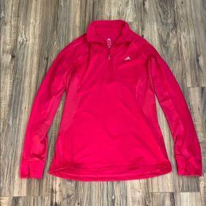 Adidas Climalite Running Shirt - Size M